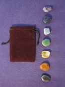 Chakra Balancing Gemstone Kit- Basic
